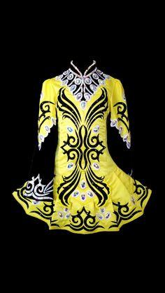 Kerry Designs Irish Dance Solo Dress Costume