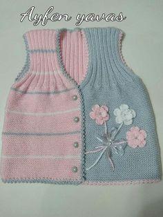 Cloudy Baby Y - Nazmİye - Baby Cloudy Cloudy - Diy Crafts - maallure Baby Boy Knitting Patterns, Baby Sweater Knitting Pattern, Crochet Baby Cardigan, Baby Blanket Crochet, Baby Patterns, Cardigan Bebe, Diy Crafts Knitting, Baby Pullover, Baby Sweaters