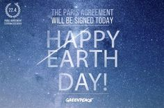 #NEWS #SWD #GREEN2STAY Happy Earth Day!