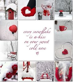 Moodboard by Audrey T ; Winter Christmas, Christmas Time, Christmas Collage, Collages, Illustration Noel, Color Collage, Mood Colors, Beautiful Collage, Photo Images