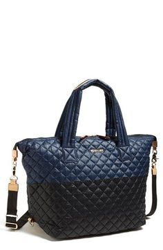 MZ Wallace Sutton Large Quilted Tote