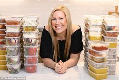 Rhian Allen, who's from Wales but now lives in Sydney, founded The Healthy Mummy weight loss programme. She has now shared her latest low-calorie monthly meal plan with FEMAIL. Healthy Mummy Recipes, Healthy Diet Plans, Healthy Foods To Eat, Gourmet Recipes, Healthy Eating, Fat Burning Drinks, World Recipes, Weight Loss, Lose Weight
