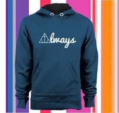 Deathly Hallows Hoodie Sweatshirt Sweater Shirt by ABAHKU on Etsy