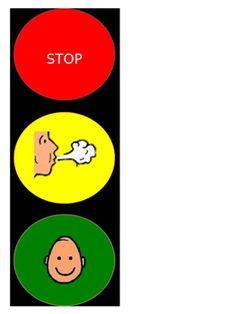 Behavior traffic light with visuals.  Benefits students who are visual learning, have behavioral/ cognitive difficulties, or limited communication.  This traffic light can support all behavior plans or can be used as a visual reminder to engage in appropriate behavior.Print, and laminate for a yearly supportive behavioral resource!
