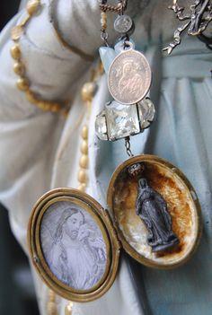 http://www.etsy.com/listing/87090305/holy-shrine-necklace-vintage-assemblage