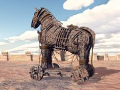 What Was the Trojan Horse in Greek Mythology?