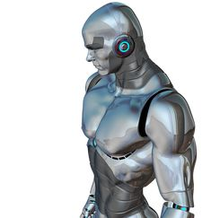 Free Illustration: Man, Muscular, Robot, Cyborg - Free Image on Pixabay - 320276 Cat Alice, Science Fiction, Concours Instagram, Robot Images, Strenght Training, Formation Marketing, Autonomous Robots, Best Way To Invest, Artificial Intelligence