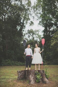 Kayaking at MacRitchie Reservoir | Reservoir Romance: A Forested Styled Shoot - Part 2