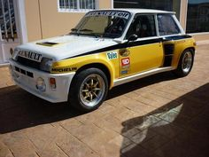 Renault 5 Turbo TDC for sale in Spain. For more info visit racemarket.net.     #car #rallye #racecar #rally #rallycar #rallying #rallycars #racing #racemarket #motorsport #spain #renault #renaultsport #renault5gtturbo #renault5 #groupb #80s #classic #awesome