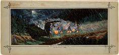 Civil War watercolor sketchbook by Private Henry Berckhoff