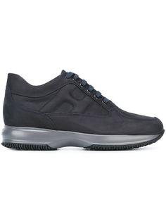 HOGAN 'Interactive' sneakers. #hogan #shoes #sneakers