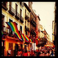 Madrid στην πόλη España