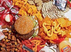 i 10 peggiori alimenti da evitare scoprili sul blog ;-)