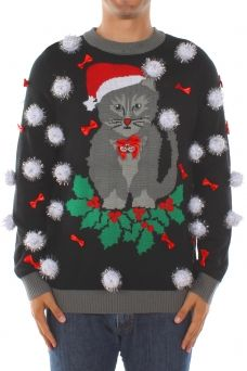 For the Ugly Christmas Sweater Invites