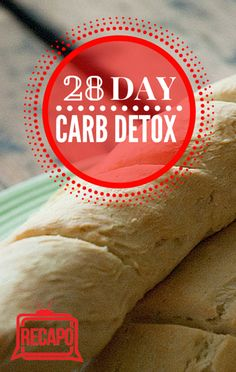 Addicted to carbs? Don't sweat it! Oz saves the day with his easy 28 Day Carb Detox Plan to help you stay healthy. Carb Detox, Healthy Detox, Stay Healthy, Healthy Food, Healthy Eating, Diet Plans To Lose Weight Fast, Help Losing Weight, Weight Loss Meal Plan, Weight Loss Cleanse