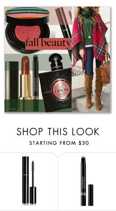 """""""Fall Beauty"""" by myfashionwardrobestyle ❤ liked on Polyvore featuring beauty, Chanel, Christian Dior, Yves Saint Laurent, Fall, polyvoreeditorial and fallperfume"""
