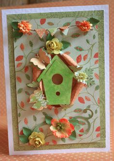 Handmade Cards, Advent Calendar, Bird, Holiday Decor, Outdoor Decor, Beautiful, Home Decor, Craft Cards, Decoration Home