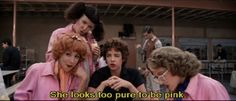 Pink Ladies Grease Quotes | Grease Movie Quotes