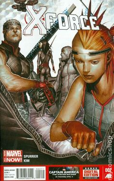 X-Force (2014 4th Series) 2A