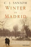 Part thriller, part love story, this tale follows the fortunes of three young men, navigating the tumultous world of 1940s Spain. As the Second World war begins, one is sent to spy on another and the ramifications of a tragic love story will haunt them all.