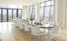 Fifth floor event space with panoramic view of Liverpool (photo - McCoy Wynne)