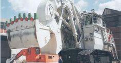 Big Beco.The 1st Orenstein & Koppel RH400 front shovel from 1997.950 tons & 53 yards for http://ift.tt/2gUqHTb