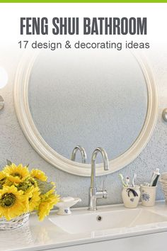 Want to feng shui your bathroom? Learn to harness the positive energy and cure the negative energy of the water element with these feng shui tips for designing your bathroom! Layout Design, Bathroom Design Layout, Bathroom Colors, Small Bathroom, Design Ideas, Bathroom Ideas, Bathroom Inspo, Master Bathroom, Feng Shui Bedroom Tips
