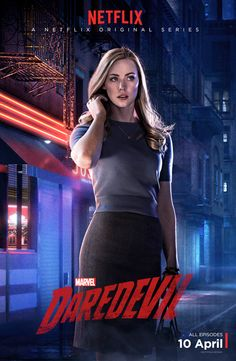 Marvel Studios and Netflix in the late afternoon they released five beautiful characters posters dedicated to