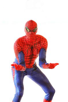 The Amazing Spider Man cosplay Jeff Seager
