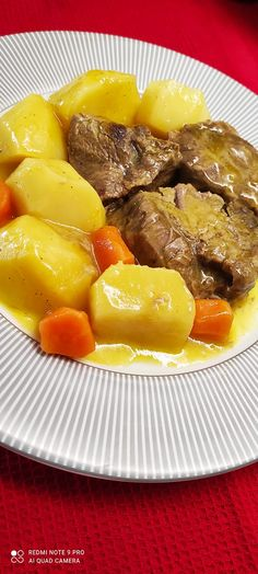 Greek Recipes, Flora, Cooking Recipes, Favorite Recipes, Beef, Fruit, Ethnic Recipes, Meat