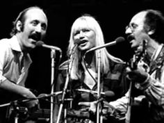 Peter, Paul, & Mary - Puff The Magic Dragon (Original Stereo)  A song for remembering past times - days filled with no cares, good times and lots of love