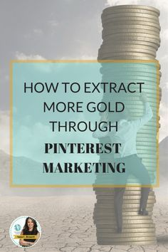 Pinterest Expert Anna Bennett tips for businesses: When you listen to this podcast you will no longer have any questions about the power of Pinterest marketing to bring more free traffic, generate more sales, and connect better with customers. CLICK here to learn more http://www.whiteglovesocialmedia.com/how-to-extract-more-gold-through-pinterest-marketing-the-newest-ecommerce-gold-rush-podcast/
