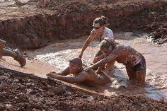 Hurricane Mud Run - 2016