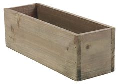 flower box using barnwood - Google Search