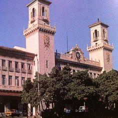 Central Railroad Station in Havana