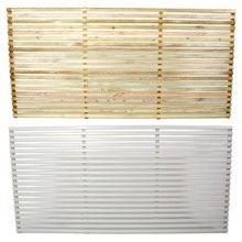 30mm x 14mm Slatted panels