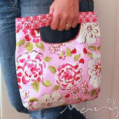 2 in 1 bag pattern - tote by tobit_e, via Flickr