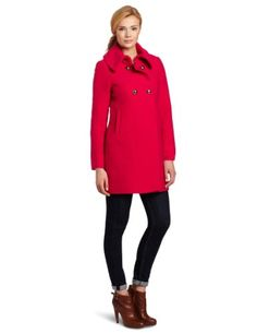 Trina Turk Women`s Chloe Text Coat $262.50