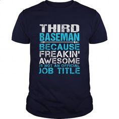 THIRD-BASEMAN - #style #t shirts for sale. ORDER NOW => https://www.sunfrog.com/LifeStyle/THIRD-BASEMAN-Navy-Blue-Guys.html?60505