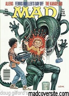 MAD Issue #268 January, 1987