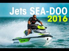 Jets Sea-Doo 2016 | Revista Náutica