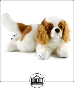 Anima-peluche perro Cavalier King Charles-27cm  ✿ Regalos para recién nacidos - Bebes ✿ ▬► Ver oferta: http://comprar.io/goto/B0021D6PKS