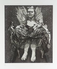 Paula Rego, 'Mist I' 1996
