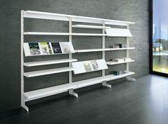 BIG SHOP Retail display unit by Caimi Brevetti design Marc Sadler