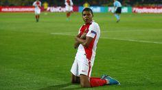 Mbappe AS Monaco