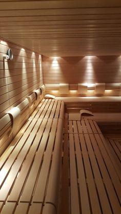 Sauna Design, Zen Design, House Design, Home Spa Room, Spa Rooms, Sauna Steam Room, Sauna Room, Jacuzzi, Spa Interior Design