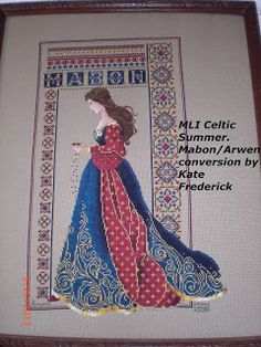 "Needles and Haystacks: MLI's ""Celtic Summer"" as Mabon/Arwen Conversion by Kate Frederick"