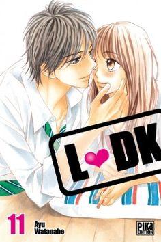 Découvrez L-DK, Tome 11 de Ayu Watanabe sur Booknode, la communauté du livre Ldk Manga, L Dk, Sailor Moon Manga, France 1, Manga Covers, Shoujo, Books To Read, Audiobooks, This Book