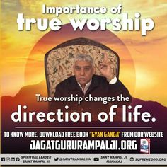 Vedas describe God as the one who is the giver of Supreme Peace. He who can destroy all the sins and gives happiness . True Worship changes the direction of Life. Know the correct way of worship that can destroy our sins. Watch Sadhna Channel at pm Gita Quotes, Prayer Quotes, Spiritual Quotes, Worship Quotes, Worship Ideas, Precious Book, Save Your Soul, Bhakti Song, Prayers For Healing