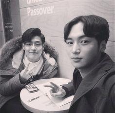 Misaeng: Byun Yo Han's Instagram